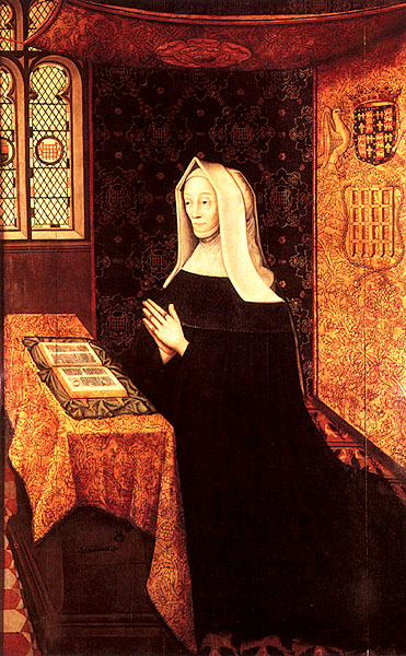 The pious Lady Margaret